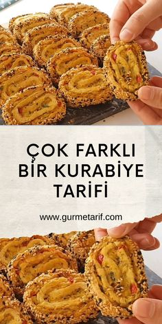 Pastry Recipes, Cooking Recipes, Most Delicious Recipe, Turkish Recipes, Pavlova, Vegan Snacks, Food Preparation, Finger Foods, Appetizer Recipes