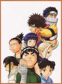 Naruto illustration by Masashi Kishimoto Naruto Kakashi, Naruto Art, Naruto Shippuden Characters, Naruto Shippuden Anime, Anime Characters, Hinata, Naruto Images, Naruto Pictures, Animes Wallpapers