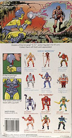 Evil-Lyn toy card back Childhood Toys, Childhood Memories, 1980 Cartoons, Retro Toys, Vintage Toys, Evil World, Saturday Morning Cartoons, She Ra Princess Of Power, Universe Art