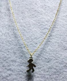 Kappa Delta 'Teddy' Charm Necklace by OneSEC on Etsy, $9.00