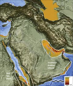 According to the hypothesis of Rose, an archaeologist, the Great Flood might have occured in the Gulf Oasis in 6000 BCE.