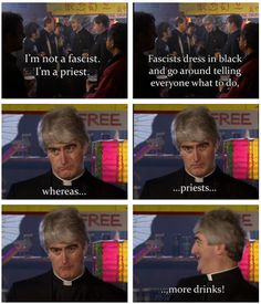 Father Ted!! xD