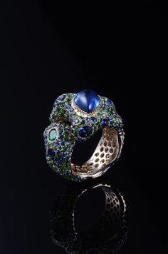 蔡安和藝術珠寶 意形珠寶   珠寶作品 TSAI AN HO