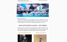 ST.PETERSBURG ART RESIDENCY : Photo