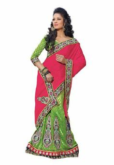 #Indian #Designer #Wear #Viscose #Jacquard #Pink #Embroidered #Saree #Fabdealdotcom, http://www.amazon.co.uk/dp/B00J0V1JW8/ref=cm_sw_r_pi_dp_d4nrtb0EJSR06