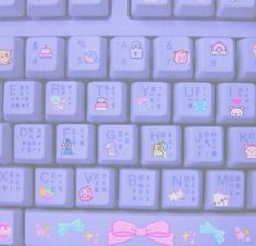 Kawaii Keyboard (^ ◕ᴥ◕ ^) Lavender Aesthetic, Aesthetic Colors, Aesthetic Pictures, Aesthetic Anime, Pastel Purple, Pretty Pastel, Lilac, Pastel Galaxy, Desu Desu