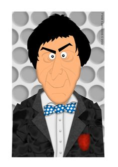 The second Doctor Who, Patrick George Troughton (25 March 1920 – 28 March 1987)