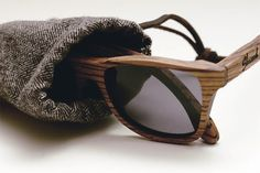 81efcb219cd Canby Zebrawood Sunglasses by Shwood. The classic wayfarer styling and  refined aesthetics of the Canby lay the groundwork for an entire wooden  eyewear ...