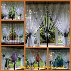 icu ~ Pin on FIRANY-upinanie różne ~ 21 Aug Beautiful White Voile Net Curtain with String Curtains String Curtains, Voile Curtains, Modern Curtains, Hanging Curtains, Curtains With Blinds, Window Curtains, Curtain Panels, Curtain Fabric, Farmhouse Curtains