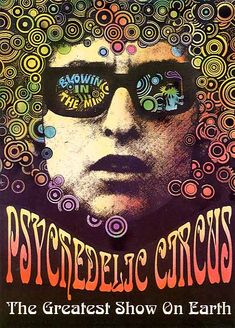 Re: Would Rave Flyer Art Have Existed If 60's 70's Phsycadellia ...