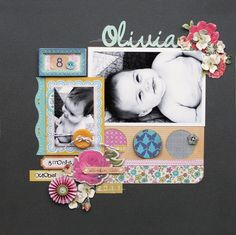 scrapbooking clean and simple - Buscar con Google
