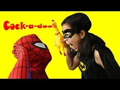 """Spiderman VS Batgirl - Morning Prank - Superheroes In Real Life - http://positivelifemagazine.com/spiderman-vs-batgirl-morning-prank-superheroes-in-real-life/ http://img.youtube.com/vi/u5sugZPFdLI/0.jpg  Judy Diet Programme ***Start your own website with USD3.9 per month*** Please follow and like us:  var addthis_config =   url: """""""",  title: """""""""""