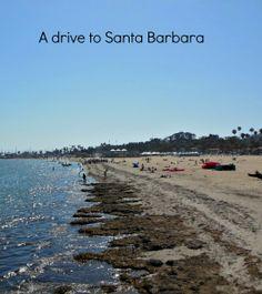 A drive to #Santa #Barbara and a party in North #Hollywood #USA #travel