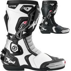 Spidi XP5-S Mens Street Riding Racing Motorcycle Boots
