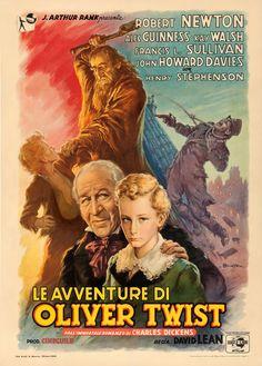 1948 - OLIVER TWIST - David Lean - (Italy)