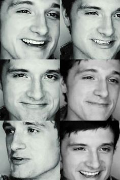 Yeah... My sister really loves me... Cute Josh Hutcherson Image Collage!
