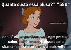 X.O.X.O (Entre)Saias: Disney Ironica - As princesas dos contos de fadas