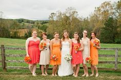 Photography: Faith Teasley - www.faithteasley.com  Read More: http://www.stylemepretty.com/2014/08/06/colorful-diy-wedding-2/