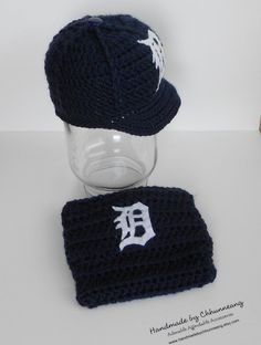 Crochet Baby Baseball Hat and Diaper Set by handmadebychhunneang, $28.00
