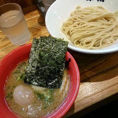 今日のランチは川崎のつけめん 玉のセカンドブランドですって #つけめん #tsukemen #つけ麺 #ランチ #lunch #lunchtime #kawasaki #川崎 by shimax6_0911
