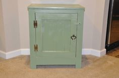 Kentwood Nightstand | Do It Yourself Home Projects from Ana White