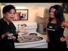 The Chef and The Dietitian - Episode 30...Tortilla Chips