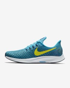 a43b400d09818 Nike Air Zoom Pegasus 33 Blue Size 10 US Mens Athletic Running Shoes  Sneakers. Kathy Palmer