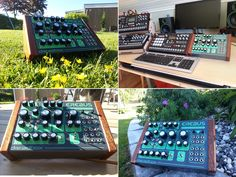 Items for sale by wavewood_synthesizer_woodcraft Wood Design, Wood Paneling, Wood Crafts, Ebay, Wooden Panelling, Woodwork, Wood Turning, Woodworking Crafts, Tree Designs
