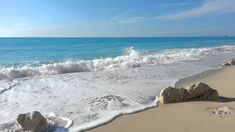 Lefkada - plaje ca in Caraibe Skiathos, Corfu, Most Beautiful Beaches, Santorini, Europe, Water, Outdoor, Stele, Romani