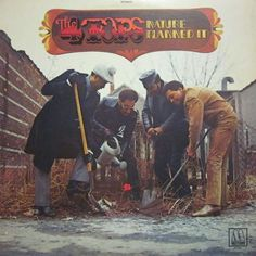 The Four Tops - Nature Planned It (LP) VERY GO di The Digger su ...