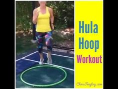 Hula Hoop Workout - Get Healthy U | Chris Freytag