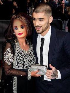 Me and Zayn Malik! Please don't be jealous bitches! #zayn #zaynmalik #1D #onedirection