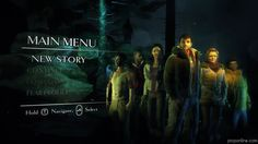 Until Dawn looked way different on PlayStation 3: Before Supermassive Games shifted its teen horror adventure game Until Dawn to…