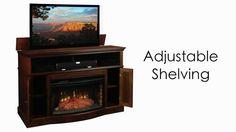 21 best modern style tv lift cabinets images contemporary design rh pinterest com