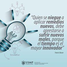 #Frase | Si amas lo que haces, también amarás innovar.