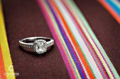 diamond wedding rings #wedding