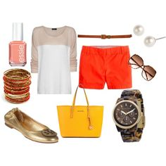 Miami shopping day, created by adrimadrazo on Polyvore