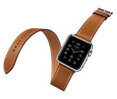 La montre connectee AppleWatch x Hermes