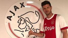 Hij tekent voor een jaar in Amsterdam, maar weet dat Kasper Dolberg eerste keus is voor de spitspositie. TERUG OP HET OUDE NEST  GEWELDIG NIEUWS! !!!!!!!!!!!