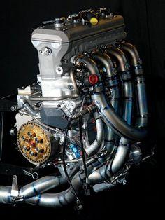 ◆ Visit MACHINE Shop Café ◆ (Yamaha M1 Motorcycle Engine)