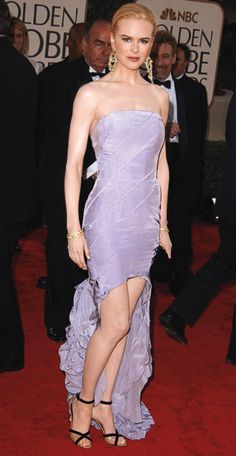 200 Celebrity Looks We Love - Nicole Kidman in Yves Saint Laurent, 2003 from #InStyle