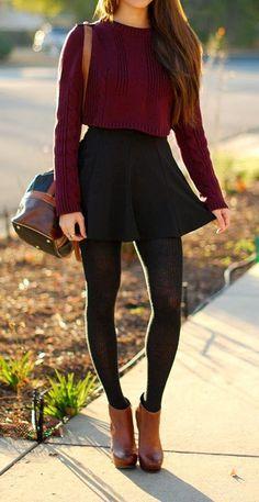 8 idées de tenues simples et chics pour l'automne