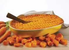 """Finnish Carrot Casserole """"Porkkanalaatiko""""... why didnt I know about this when I was in Finland????"""