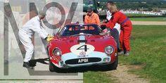 Ferrari 250 GTO de $40 millones choca con un AC Cobra - http://autoproyecto.com/2016/09/ferrari-250-gto-serie-ii-accidente-ac-cobra.html?utm_source=PN&utm_medium=Vanessa+Pinterest&utm_campaign=SNAP