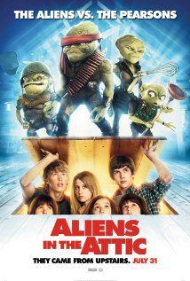Watch Aliens in the Attic (2009) full movie