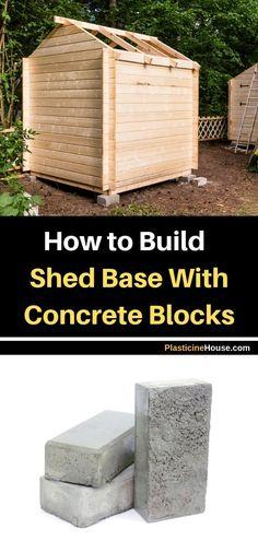 15 Best Concrete Block Foundation Images Concrete Block