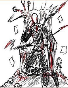 Slenderman Trono Iscribble by tmntffnyp on deviantART Slender Man, Creepy Pictures, Creepy Pasta, Fangirl, Deviantart, Ideas, Fan Girl, Thoughts, Creepypasta