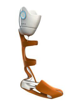 "Check out ""Active Leg Prosthetic Leg Concept by Jorge Rui Machado F. Silva"" Decalz @Lockerz"