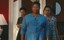 the secret life of bees movie - Google Search  The Boatwright sisters in The Secret Life of Bees (2008), with Queen Latifah as August, Sandra Okonedo (May), and Alicia Keys (June).