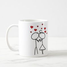 Love Couples Mugs, Valentines Day Gifts, Coffee Mug